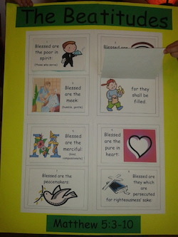 Sunday School Printables And Visuals